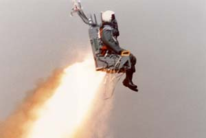 (sometimes I wish my life had an ejector seat)